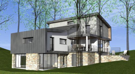 Projet Maisons C + L