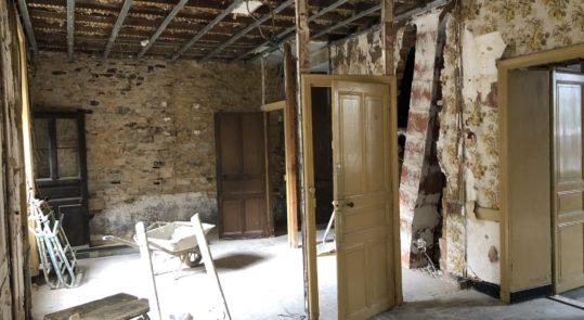Projet Restauration Maison SP